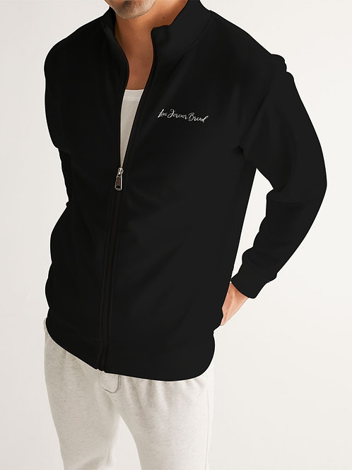 Live Forever Brand BlackOut Men's Track Jacket