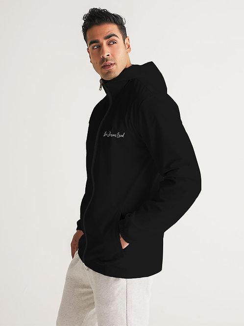 Live Forever Brand BlackOut Men's Windbreaker