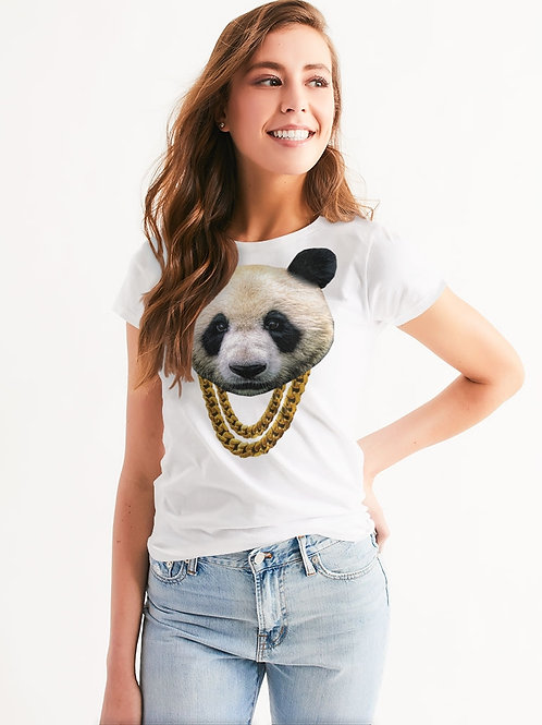 Panda Women's Tee