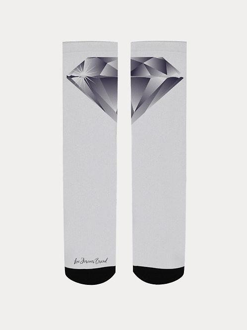Diamond in the Rough Men's Socks