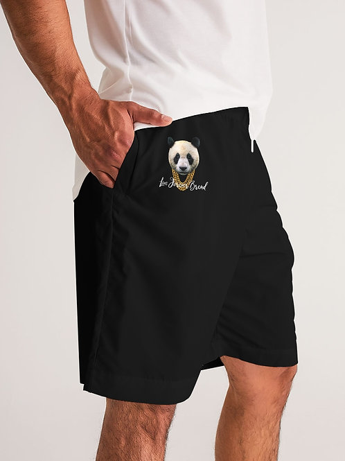 Panda Men's Jogger Shorts
