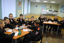 Тверская область, г. Тверь, ФГКОУ Тверское суворовское военное училище