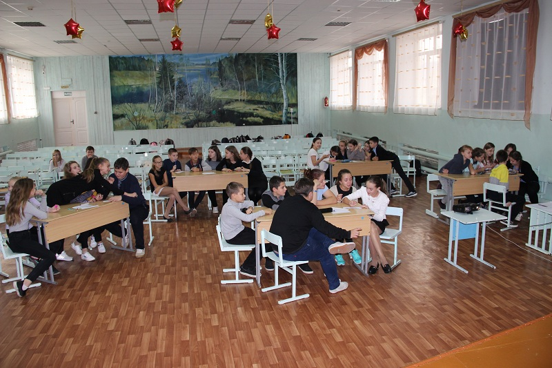 Свердловская область, г. Красноуральск, МАОУ СОШ №6