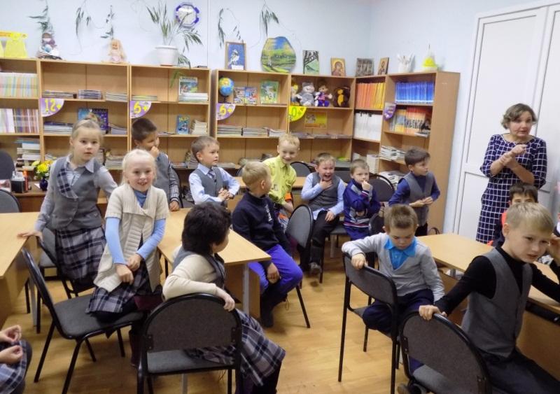 Пермский край, г. Очёр, МБУК Центральная детская библиотека