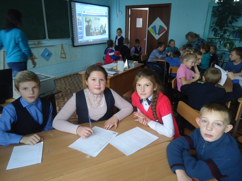 Красноярский край, с. Денисово, МБОУ Денисовская средняя школа