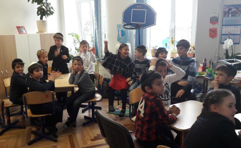 Санкт-Петербург, г. Санкт-Петербург, Частное образовательное учреждение Школа Шамир