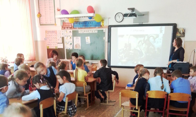 Тверская область, п. Селижарово, МОУ СОШ №1