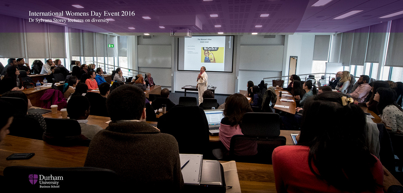 Durham University Business School Int Wo