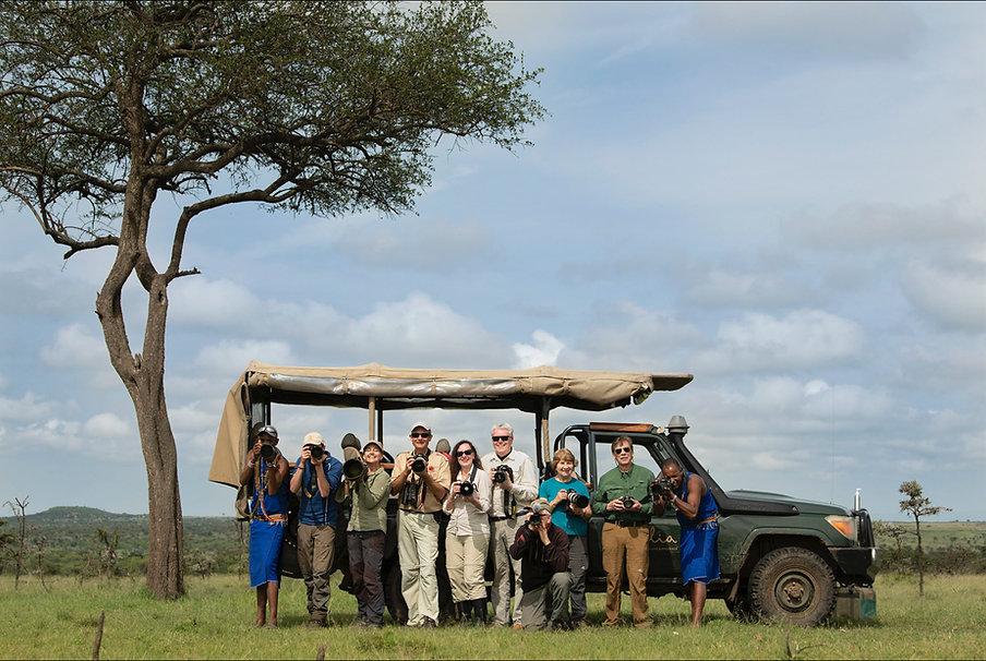 Mara Predator Conservation Programme Fundraiser Safari Group 2020 | Trai Anfield Photography Safaris