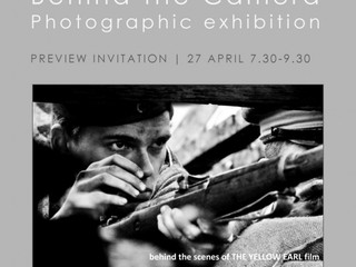 Trai invites you to her photography exhibition