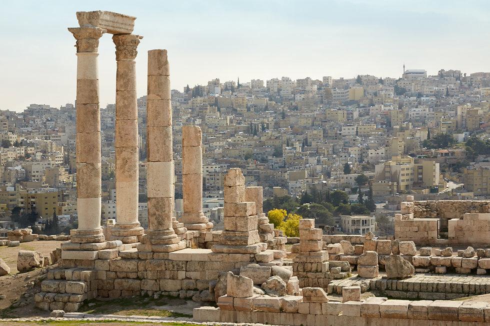 Jordan Photography Tour | Trai Anfield Photography Safaris | Amman citadel