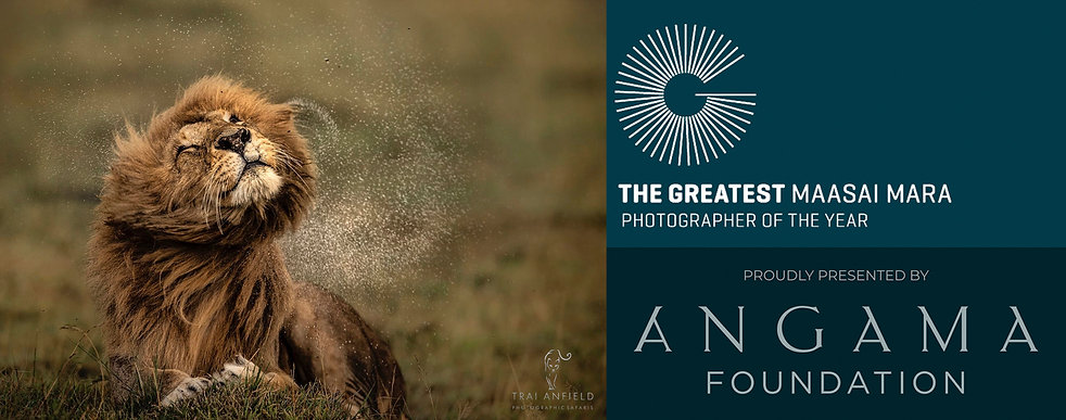 Greatest Maasai Mara Photographer of the