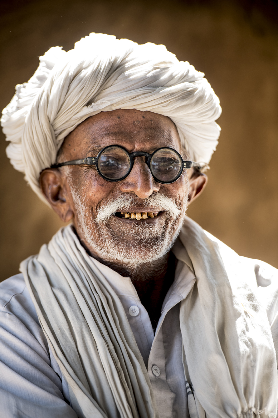 village man near Rohat Ghar Jodhpur-4095