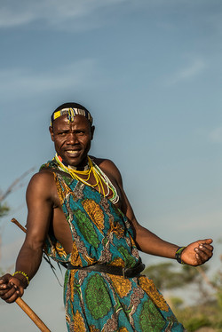 Serian Serengeti walking safari camp-421