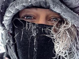 Frosty in Finland