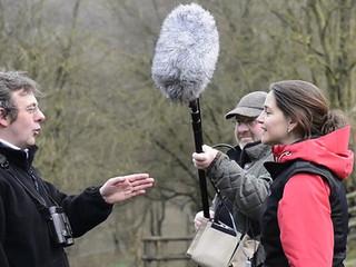 Behind the scenes at BBC Radio 4 Living World