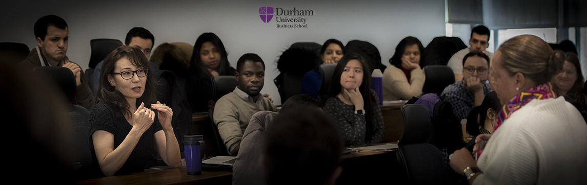 Durham Uni Business School INT WOMENS DA