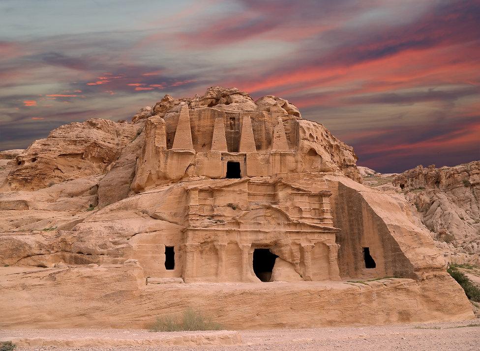 Jordan Photography Tour | Trai Anfield Photography Safaris | Little Petra | Siq al-Barid