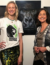 TA and Amy Gorilla Doctors fundraising-5