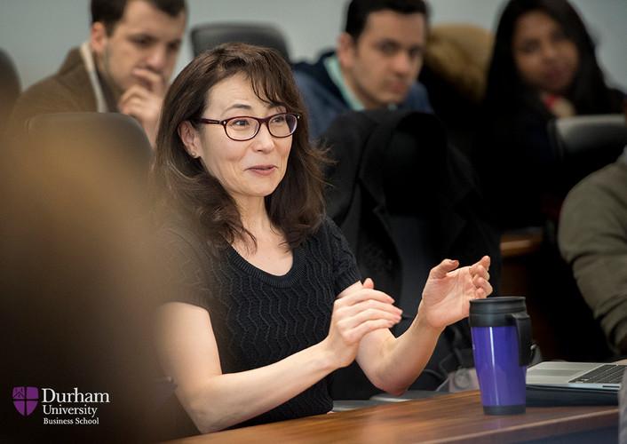 Durham Uni Business School INT WOMENS DA