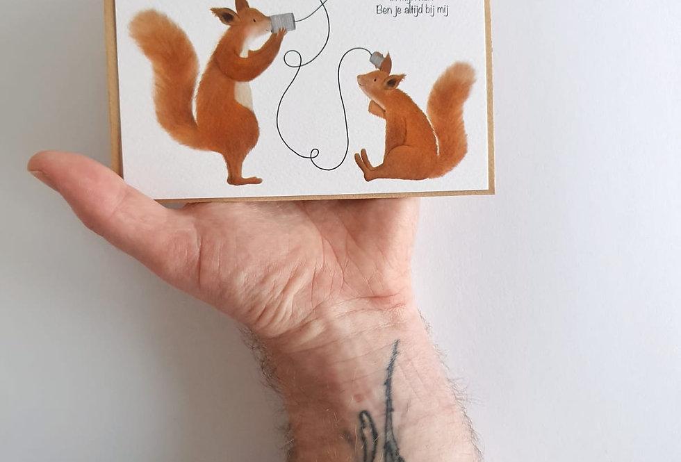 Eekhoorns | Bij mij