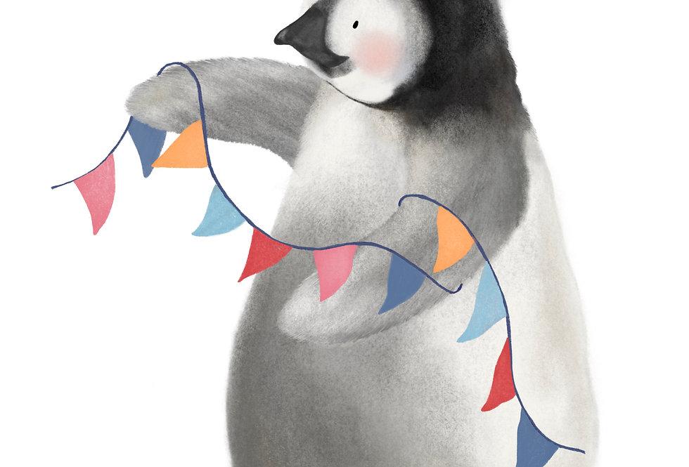 Pinguïn Poster
