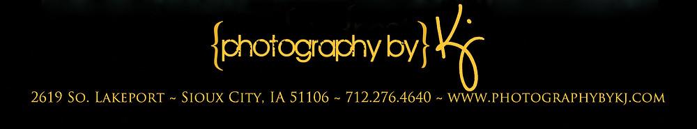 Photography By KJ Logo