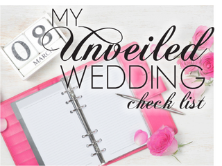 Your Wedding Planning Checklist
