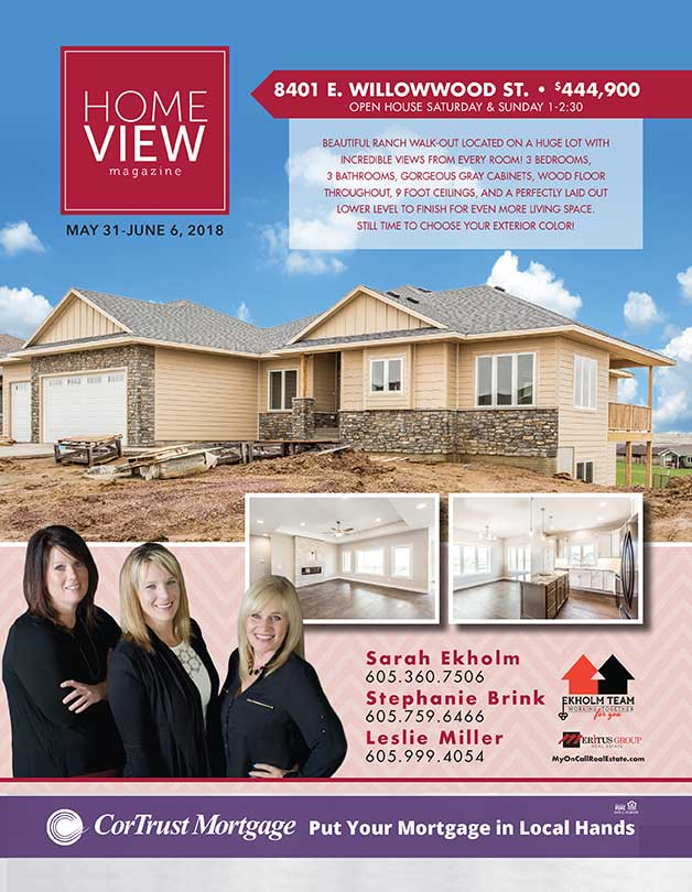 HomeView Magazine Cover Image