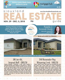 Siouxland Real Estate Guide Cover