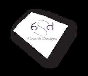 6 South Design Logo