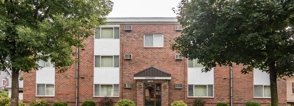 Prairie Avenue Apartments