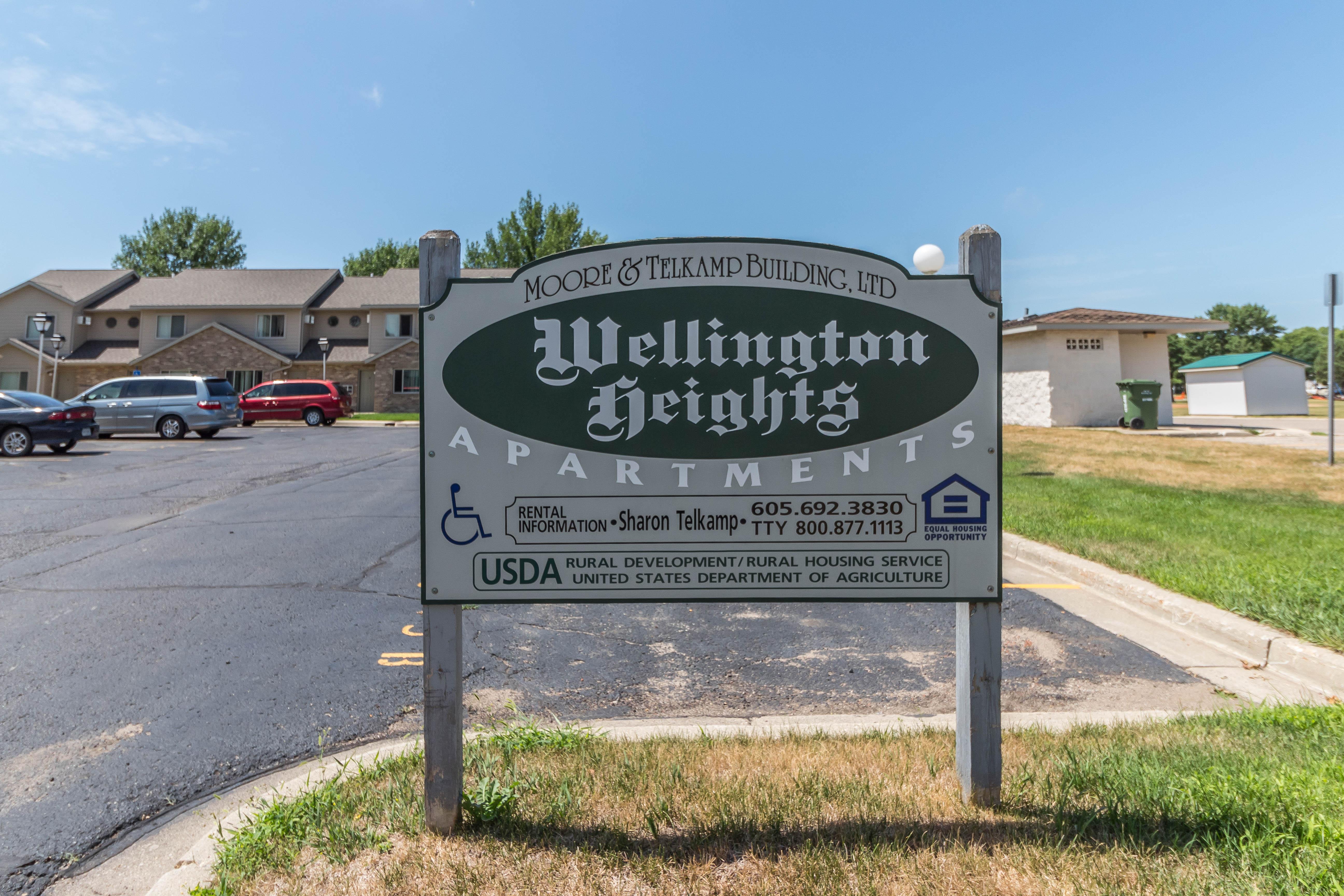 Wellington Heights