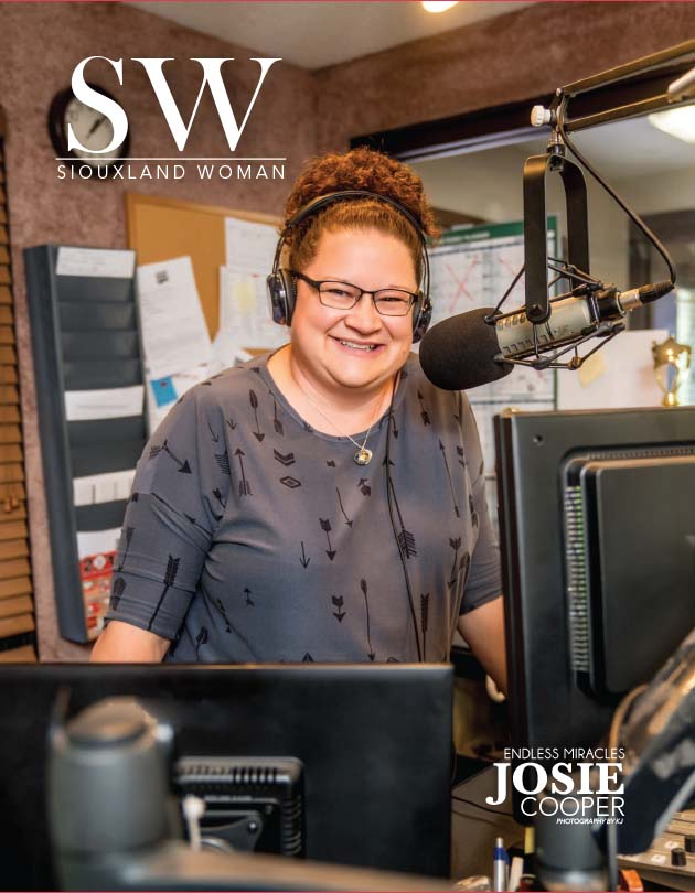 Siouxland Woman Cover Image
