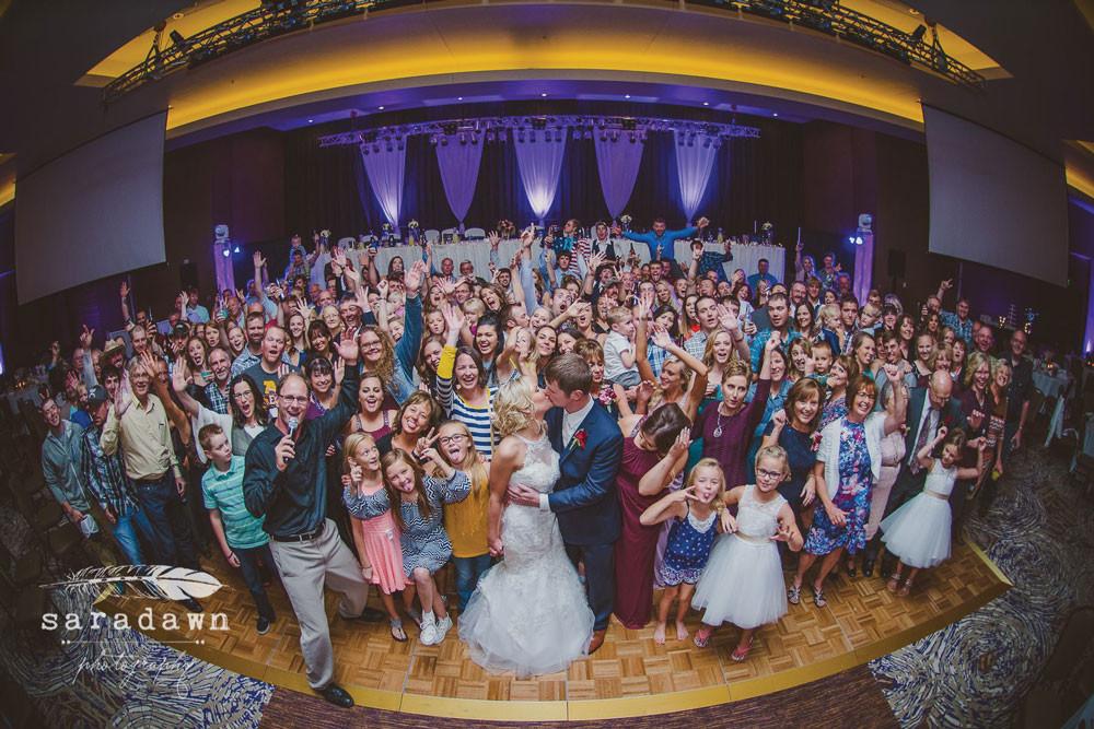 Wedding party by Dakota Entertainment