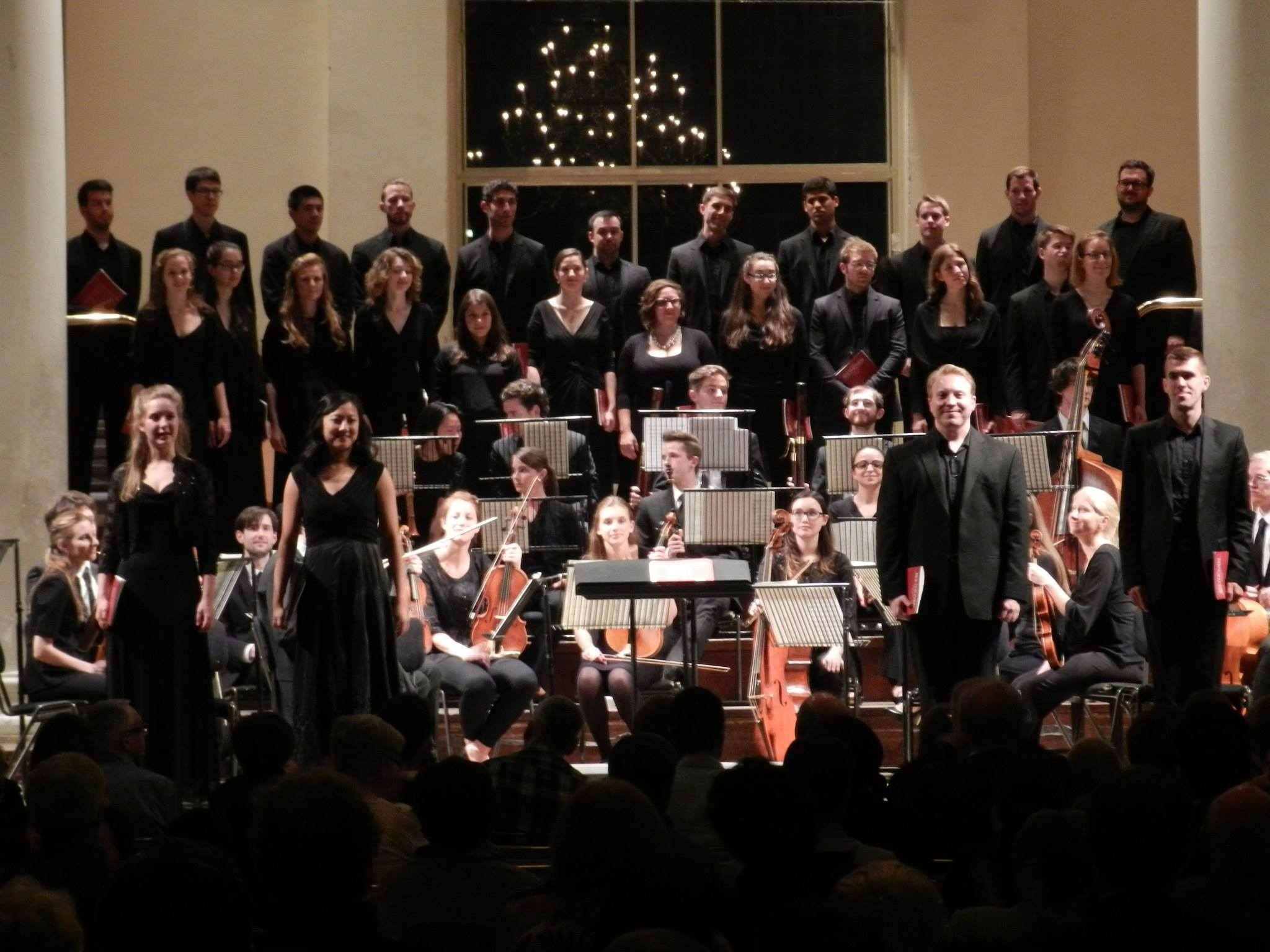 Beethoven Mass in C 2015