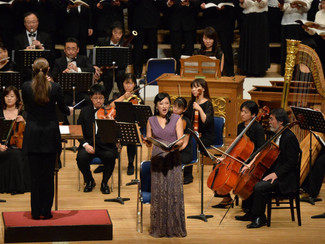 Mezzo-soprano Mindy Ella Chu takes on the bravura role of Apollo