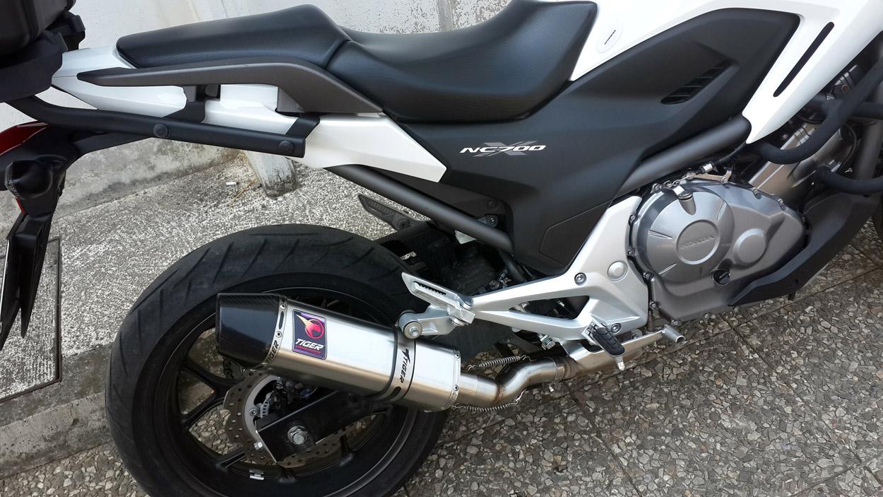 Honda NC700 X/S 2012-2014