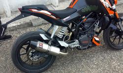 KTM Duke 125/200 TRI-780