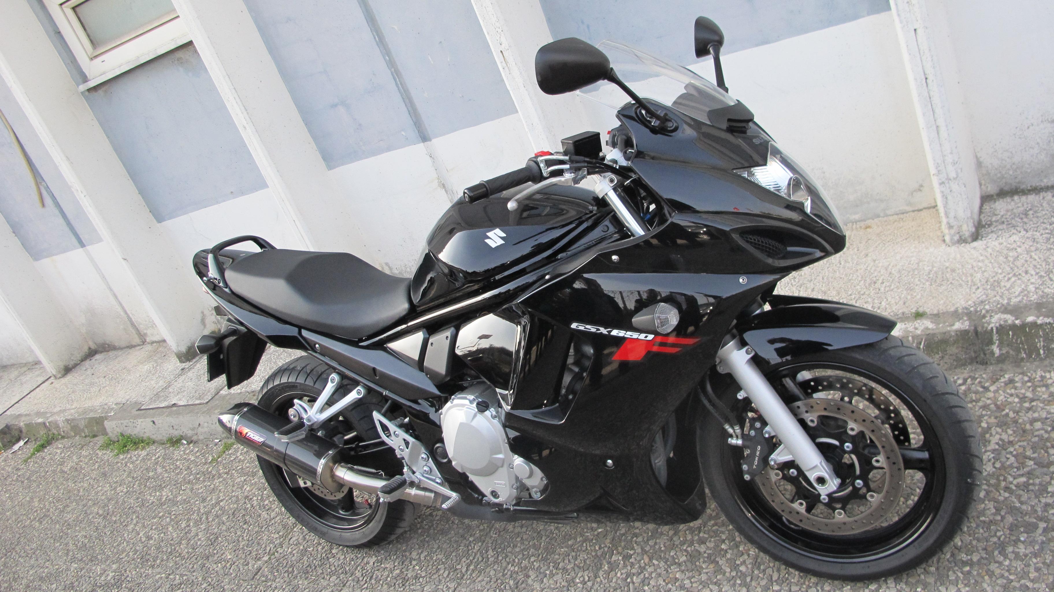 GSX 650 F