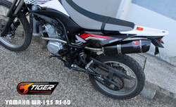 RS800 EXHAUST FOR YAMAHA WR125