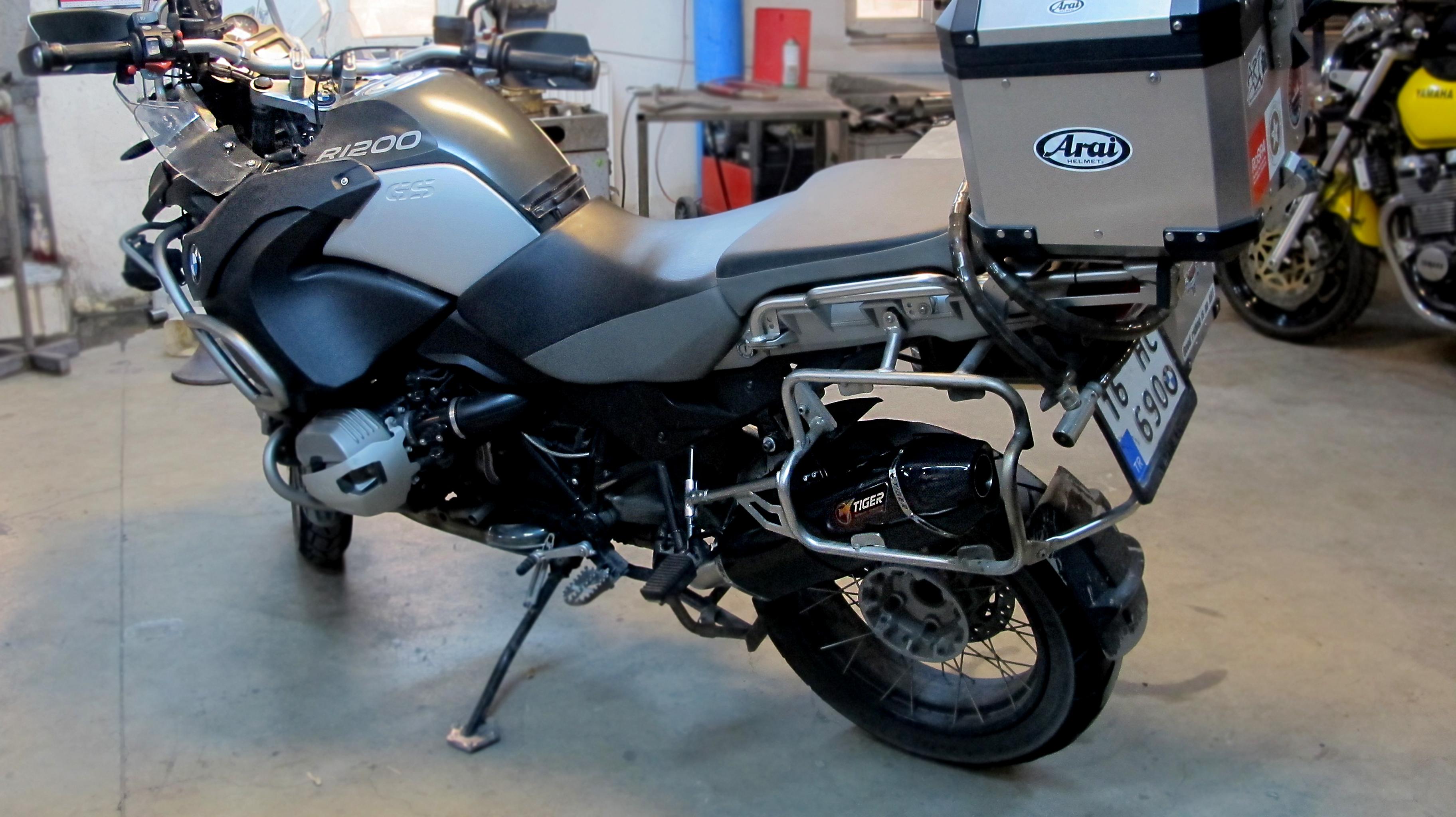 BMW GS 1200 F