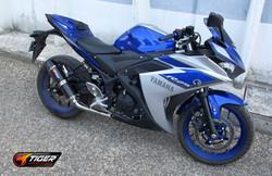 Yamaha YZF R3 FULL SYSTEM GPM3