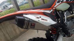 KTM EXC-F 250 2014 TRI-780 Exhaust