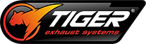 Tiger Exhaust Carbon Fiber Motorcycle Exhaust