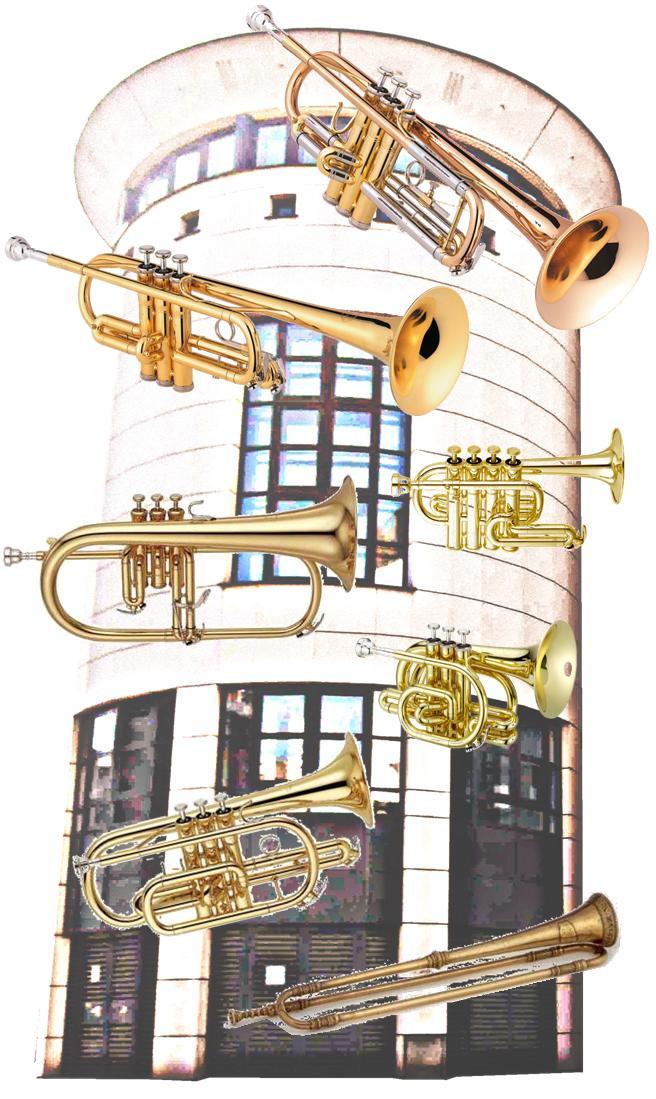 FÊTE DE LA MUSIQUE (et de la trompette) Mercredi 21 juin 2017 - CRR                  Auditorium 4 -