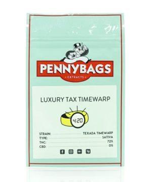Luxury Tax TimeWarp – Shatter 1g