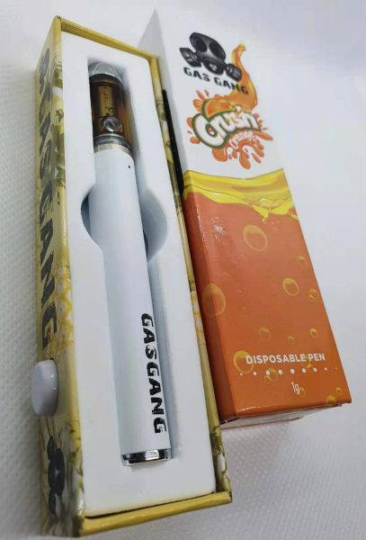 Crush Orange Disposable Vape Pen (1g)