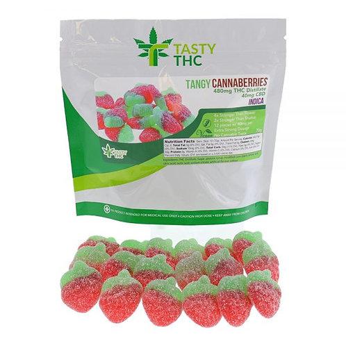 Tangy Strawberries (Sativa)