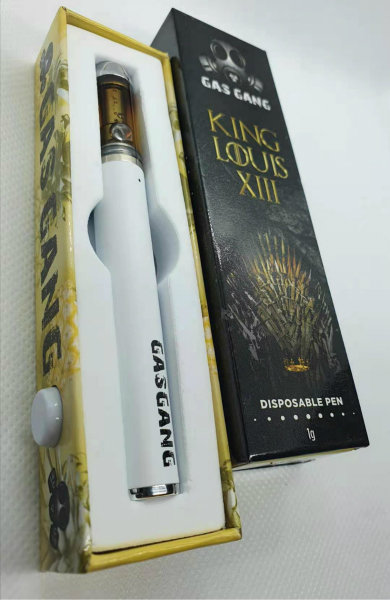 King Louis XIII Disposable Vape Pen (1g)